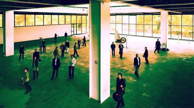 Musique et Architecture avec l'ensemble Klangforum de Vienne