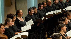 Accentus chante la musique Germanique
