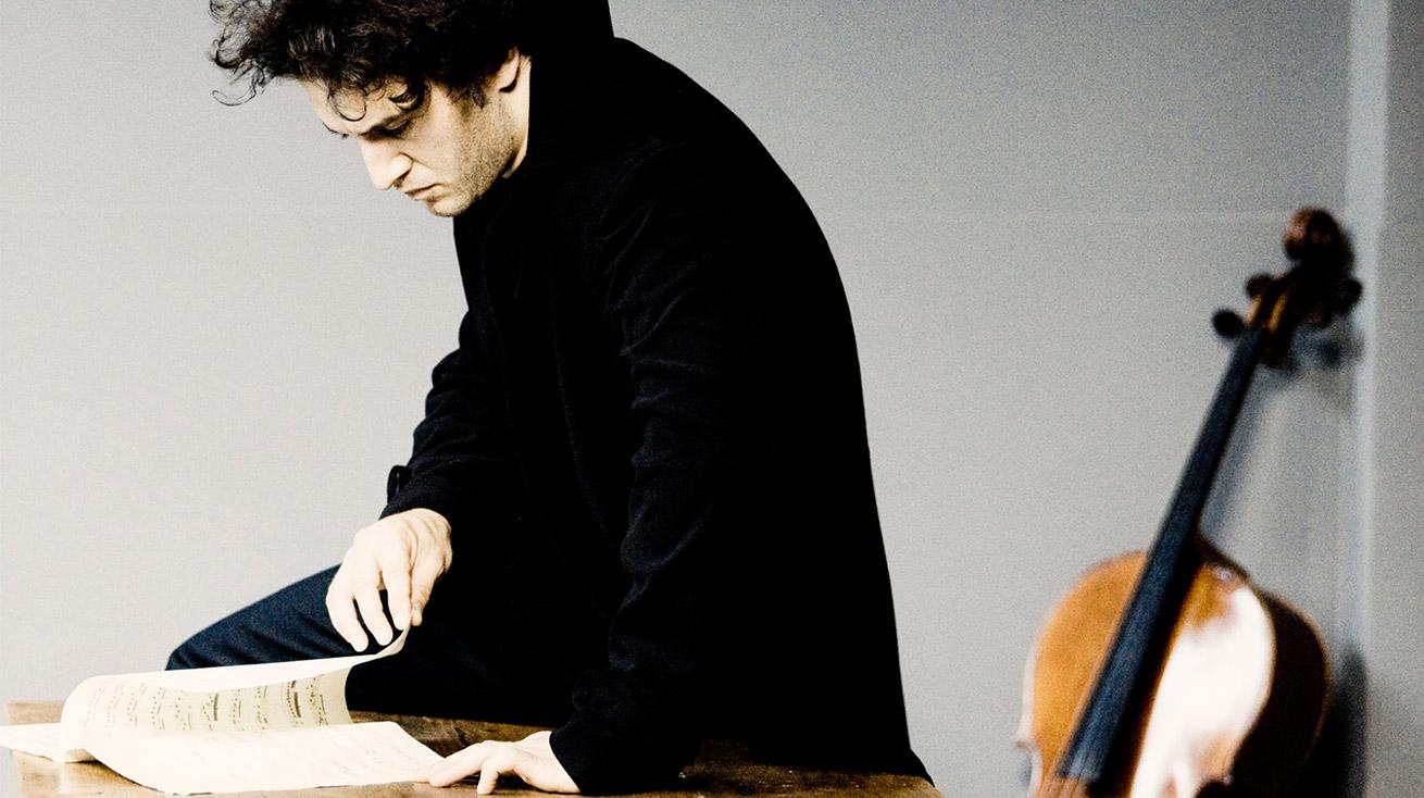 Les Suites de Bach par Nicolas Alstaedt
