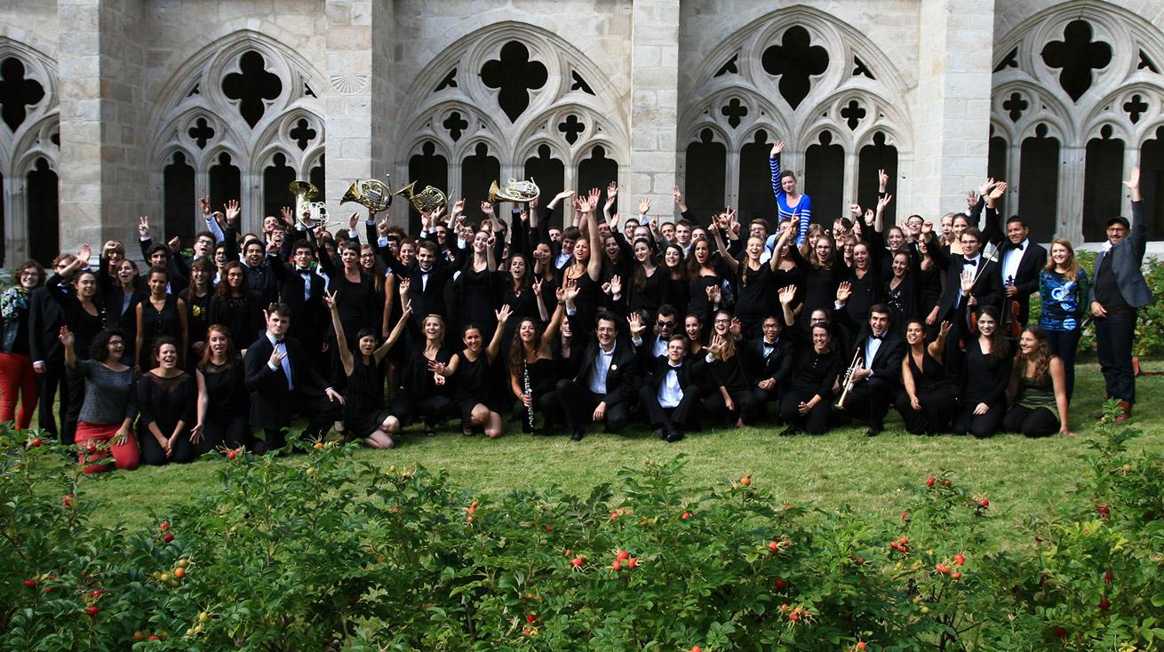 Orchestre français des jeunes – Les talents de demain !