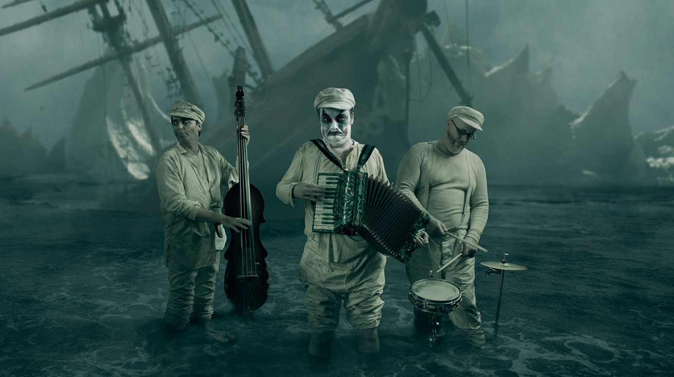 Rime of the ancient mariner – ou La Complainte du vieux marin