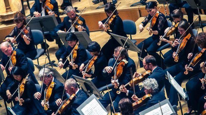 Chostakovitch par l'Orchestre national de Lyon