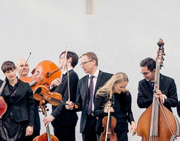 Les trois dernières symphonies de Mozart par l'Orchestre de chambre de Paris