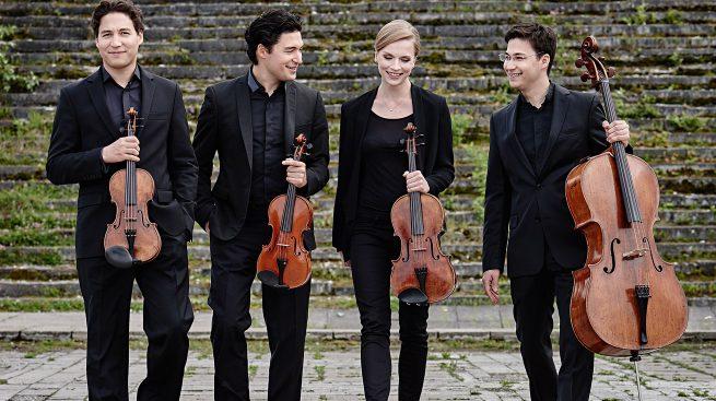 De Mozart à Chostakovitch, avec le Schumann Quartet