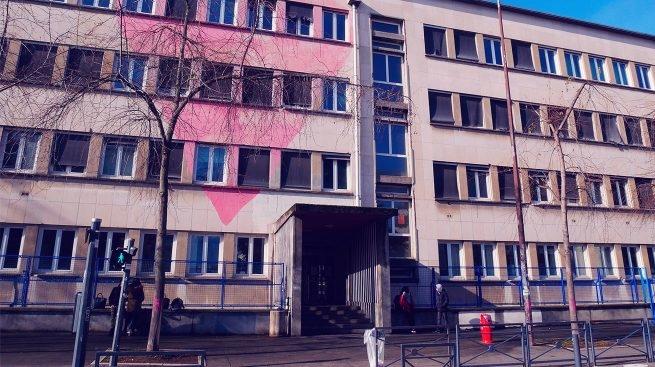 Ateliers Compagnie Vol Plané / lycée Mounier