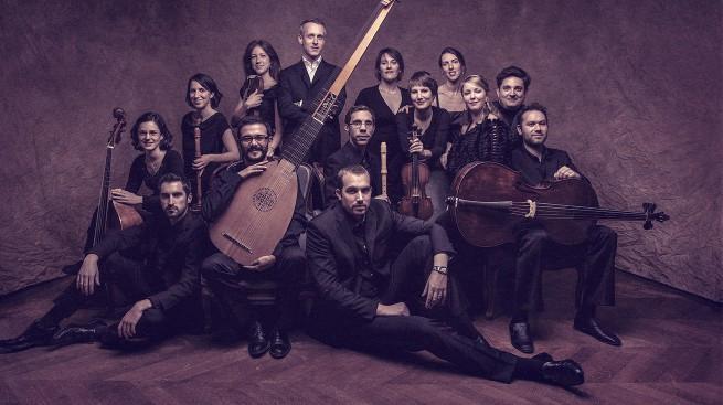 Le Te Deum de Charpentier par l'Ensemble Correspondances