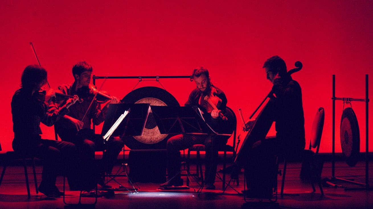 Aventures américaines avec le Quatuor Béla